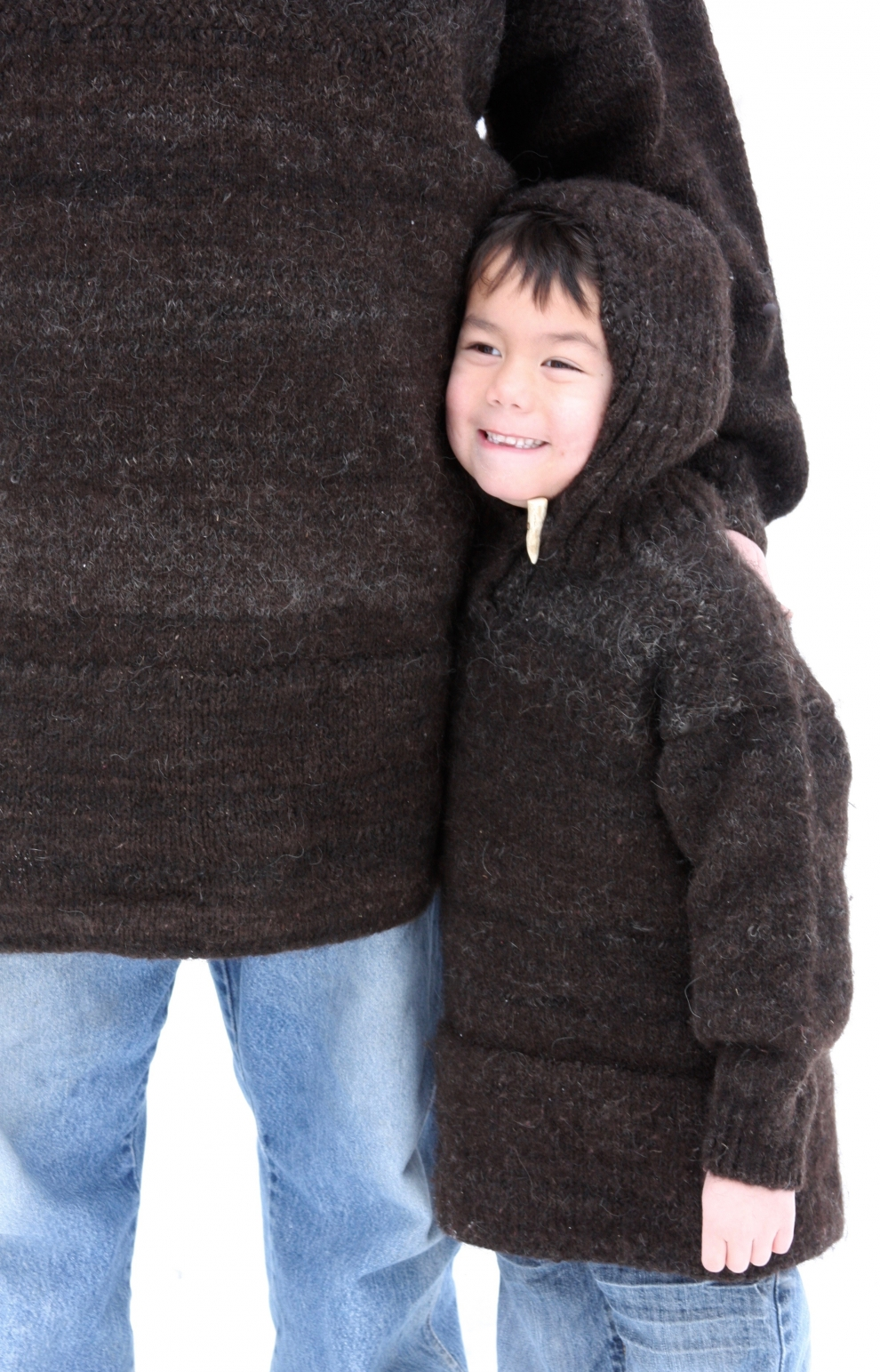 Hand Knitted Sweater Sundborn Inc